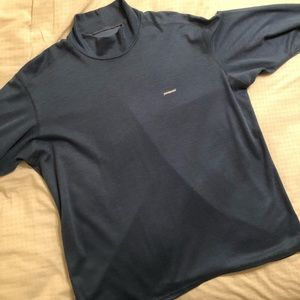 Blue Men's Large Patagonia Capilene